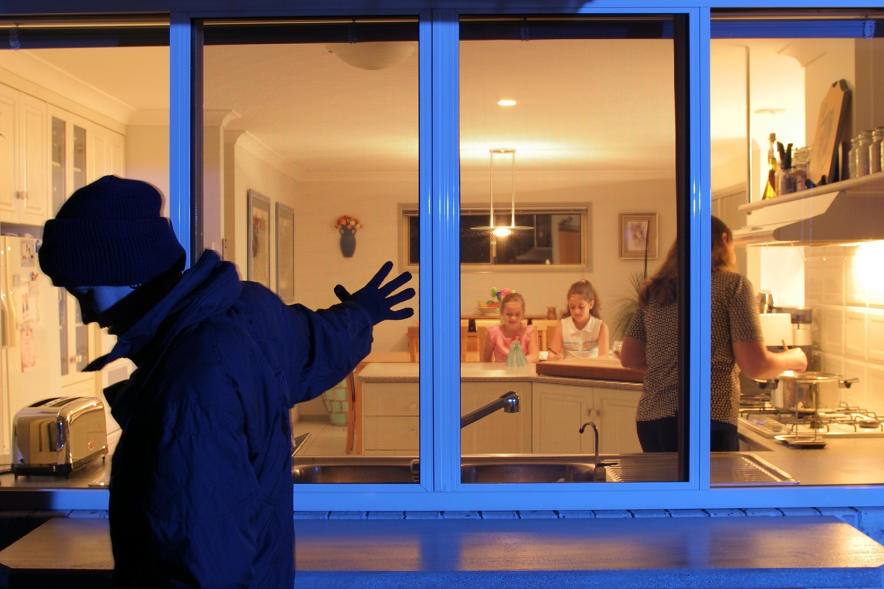 2048 #BA9C11  2013 Home Security Tips How To Keep Your Home Safe 0 Comments picture/photo How To Protect Sliding Glass Doors From Burglars 8193072