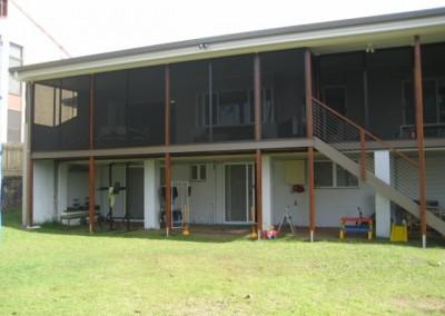Patio enclosure 3