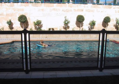 Pool fencing 5